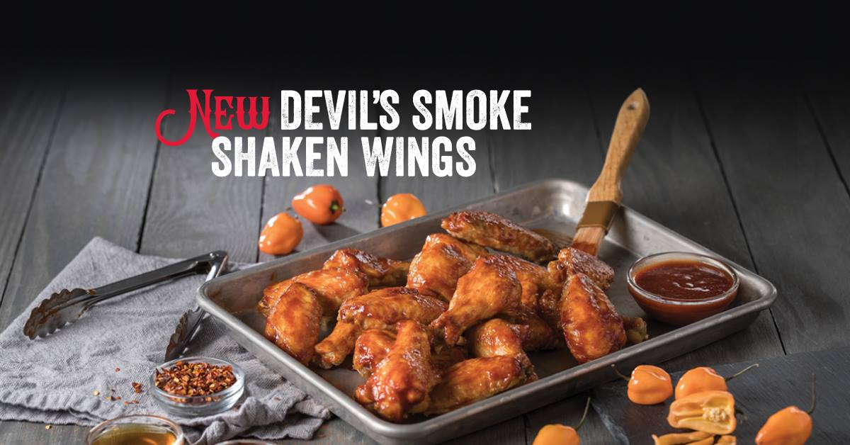 Devil's Smoke